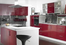 Red Kitchen Decorating Ideas Black And Red Kitchen Design Caruba Info