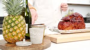 recipe for thanksgiving ham with pineapple why we love the cola glazed ham southern living