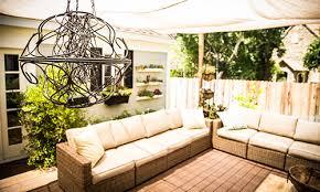 Outdoor Chandelier Diy Diy Glowing Flower Basket Hallmark Channel