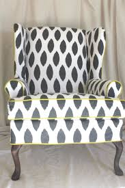 gray chair slipcover furniture 2 slipcover for wingback chair with large cushion