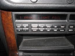 bmw brake circuit warning and brake light fail by froggy youtube