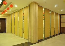 cloison pour bureau séparation décorative en cuir système de cloisons de séparation de