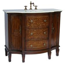 Bathroom In French by Adelina 42 Inch Vintage French Bathroom Vanity