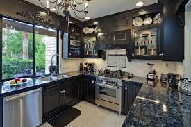 black cabinets kitchen ideas 25 small kitchen design ideas photo gallery