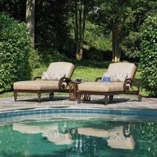 Balencia Chaise Cushions Set Of Two Solid Balencia Chaise Cushions 159 Liked On