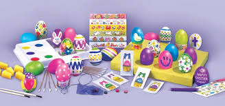 easter egg coloring kits do brits color eggs for easter britrish