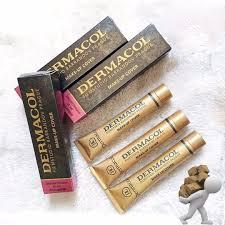 dermacol base primer corrector concealer cream makeup base face
