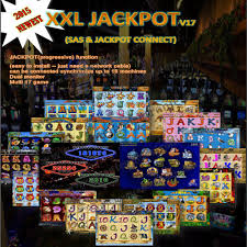 xxl jackpot 17 in 1 igrosoft multi game pcb casino pcb gambling