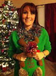 ugly christmas sweaters for pregnant women google search