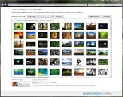 photo pour bureau windows 7 personnaliser windows seven de a à z avec les thèmes visuels
