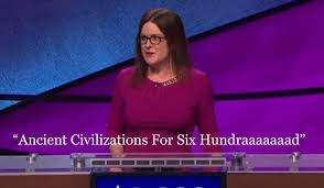 Meme Laura - the rise and fall of jeopardy laura