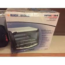 Black And Decker Infrawave Toaster Horno Black And Decker Electrico En Mercado Libre México