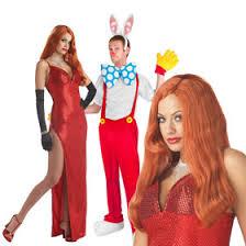 Jessica Rabbit Halloween Costume Framed Roger Rabbit Costumes Animated Movie Costumes