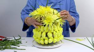 easter peeps in a flower arrangement youtube