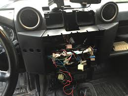 land rover double din dashboard fitted landroverweb com