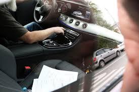mercedes benz e class interior new 2018 mercedes benz e class coupe u0027s interior exposed
