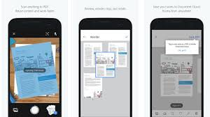 App To Scan Business Cards Transform Any Document Into A Searchable Pdf With Adobe U0027s Scan App