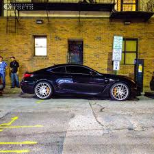 rcf lexus 2016 wheel offset 2016 lexus rc f flush stock