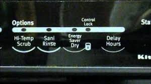 Whirlpool Dishwasher Clean Light Blinking Kitchenaid Dishwasher Reboot Youtube