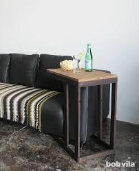 C Side Table Diy Side Table Diy Lite Bob Vila