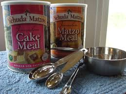 pesach faqs can i substitute cake meal for matzo meal