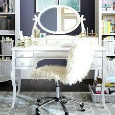 Small Desk Vanity Desk Annapolis Cherry Wood Makeup Vanity Desk Set With Bench