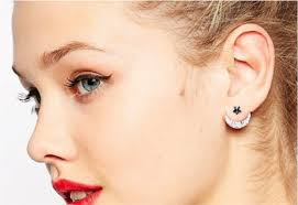 earrings trends ear jacket nickydigital smile