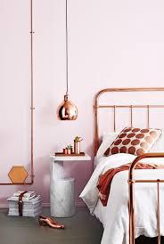 bedroom copper lamp via maikonagao wood memory distressed sfdark