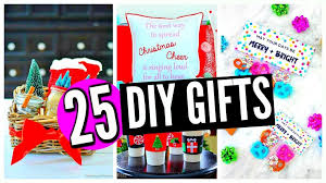 christmas christmas diy gifts for friends family boyfriend