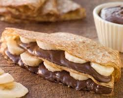 cuisiner des crepes recette crêpes aux bananes et au chocolat
