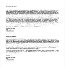 sample college recommendation letter 14 free documents in word pdf