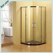 curved glass shower door new style shower barn door and compact shower cabins for curved