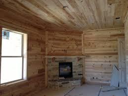 repurposed wood wall wood