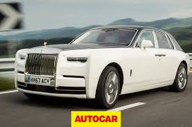 video rolls royce phantom 2017 review the best car in the world