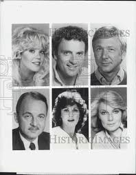 1982 press photo norris dobson christopher on the thanksgiving