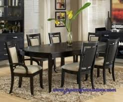 Black Dining Room Table With Leaf Foter - Black dining room sets