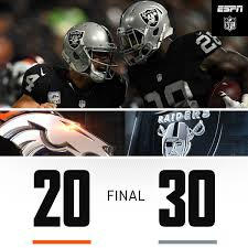 Oakland Raiders American Flag Sports Picks For Denver Broncos Vs Oakland Raiders 11 06 2016