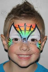 69 best boy faced images on pinterest face paintings face