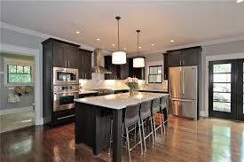 cool kitchen island design with seating images best image engine