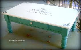 Painting Coffee Tables Junk 2 Jewels Diy Coffee Table Tutorial A Looong One