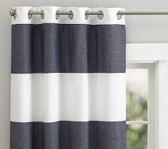 Kid Blackout Curtains Kids Room Blackout Window Panel Pottery Barn Kids
