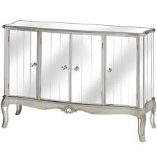 argente mirrored sideboard the furniture mega store