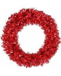 get the deal vickerman 30 artificial sparkling wreath