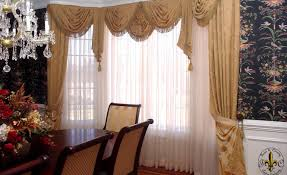 curtains refreshing outstanding lace fishtail swag curtains