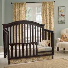 How To Convert A Crib To Toddler Bed by Munire Rhapsody 4 In 1 Convertible Crib Hayneedle