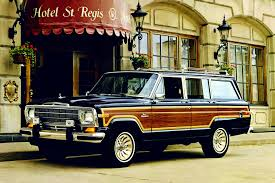 1989 jeep wagoneer jeep grand wagoneer could cost up to 140 000 report automobile