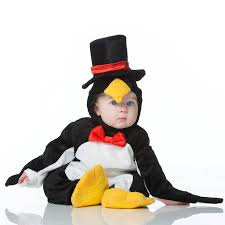 baby u0027s penguin dress up costume by time to dress up