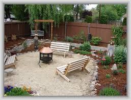 Inexpensive Backyard Patio Ideas Backyard Ideas On A Budget Garden Decors