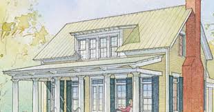Small House Plans Southern Living Tidewater Cottage Open Floor Plan Southern Living House Plans