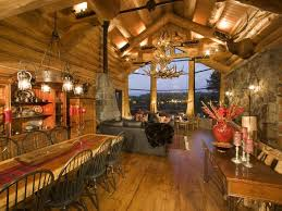 Luxury Log Cabin Floor Plans 10 Luxurious Log Cabins On The Market Cbs News